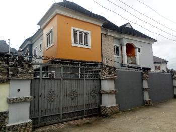 Tastefully Finished 4 Bedrooms Semi-detached Duplex, Hill-top Estate Off Emmanuel Road, Trans Amadi, Port Harcourt, Rivers, Semi-detached Duplex for Rent
