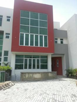 6 Bedroom Semi Detached Terrace, Plot 756 Hassan Adamu Street, Guzape District, Abuja, Terraced Duplex for Sale