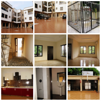 Newly Built and Fitted Luxury 2 Bedroom Apartment with Standby Generators, Lekki, Lekki Phase 1, Lekki, Lagos, Flat for Rent