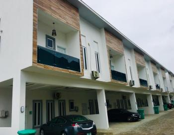 Brand New 4 Bedroom Terrace, Lafiaji, Lekki, Lagos, Terraced Duplex for Rent