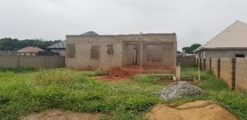 Uncompleted 2 Bedroom Bungalow on a 110ft X 50ft Plot, Fenced with Gate., Along Kaduna Defunct Refinery Road. Located 10mins Walk Behind Northern Noodles Company Which Is Before Maraban Rido Bridge., Kaduna South, Kaduna, Detached Bungalow for Sale
