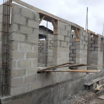 Crown Apartments, Sangotedo, Lakowe, Ibeju Lekki, Lagos, Detached Duplex for Sale