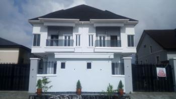 Brand New: 4 Bedroom Semi-detached Duplex + a Room Bq @ Happyland Estate, Mapple Street, Happy Land Estate, Olokonla, Ajah, Lagos, Semi-detached Duplex for Sale