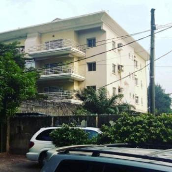 Serviced and Partly Furnished 3 Bedroom Flat with a Maids Room, Ikoyi, Lagos, Flat for Rent