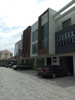Self Serviced Luxury 4 Bedroom Terrace Duplex, Babatunde Anjous, Lekki Phase 1, Lekki, Lagos, Terraced Duplex for Rent