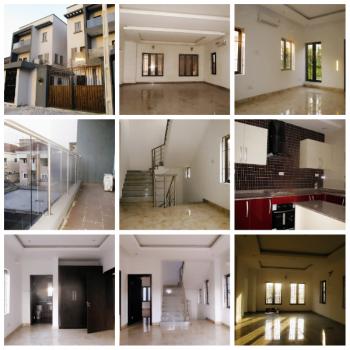 Luxuriously Crafted 4 Bedroom Detached Duplex with a Room Bq, Lekki Phase 1, Lekki, Lagos, Detached Duplex for Sale