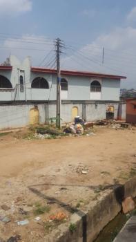 4 Blocks of 3 Bedroom Flat, Adeyeri Street, Ogba, Ikeja, Lagos, Block of Flats for Sale