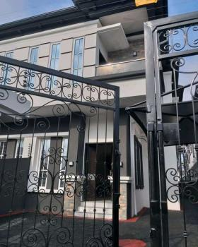 Neatly Finished 4 Bedroom Semi Detached Duplex with Bq, Osapa, Lekki, Lagos, Semi-detached Duplex for Sale