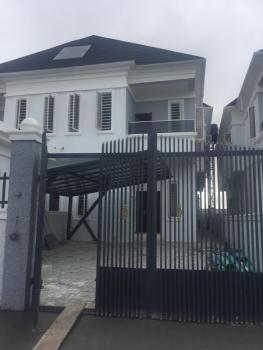 Newly Built Four (4) Bedroom Semi Detached with Bq, Orchid Road, Lafiaji, Lekki, Lagos, Semi-detached Duplex for Sale