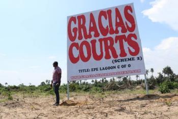 Land with C of O, Okunraiye, Ibeju Lekki, Lagos, Mixed-use Land for Sale