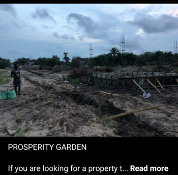 Fenced and Gated Land with C of O, Itamarun, Folu Ise, Ibeju Lekki, Lagos, Residential Land for Sale