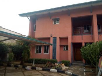 Luxury 4 Bedroom Semi-detached  Duplex with 1 Room Boysquater, Off Amazon Road, Maitama District, Abuja, Semi-detached Duplex for Rent