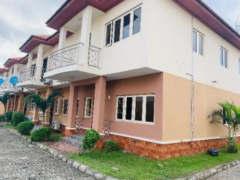 4 Bedroom Terraced Duplex with a Room Bq. All Rooms En-suite   Clean and Beautiful Compound for Kids and Family., Off Natufe, Bode Thomas, Surulere, Lagos, Terraced Duplex for Rent
