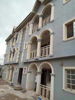Newly Improved 2 Bedroom Downstair, Off Unity Bus Stop Behind Alimosho General Hospital, Igando, Ikotun, Lagos, Flat for Rent