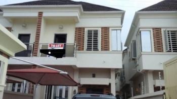 Very Clean and Tastefully Built 4 Bedroom Semi Detached Duplex with a Bq, West End Estate, Lekki County Homes, Ikota Villa, Lekki, Lagos, Semi-detached Duplex for Rent