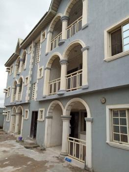 Lovely Spacious 3 Bedroom Upstair with One Room on Penthouse, Off Unity Bus Stop Behind General Hospital, Igando, Ikotun, Lagos, Flat for Rent