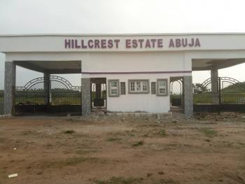 Estate Land - Hillcrest Estate, Hillcrest Estate, Sabon Lugbe, Lugbe District, Abuja, Residential Land for Sale
