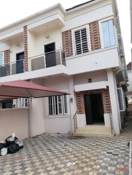 Tastefully Finished 4 Bed Semi Detached Duplex with Bq, Westend Estate, Ikota Villa Estate, Lekki, Lagos, Semi-detached Duplex for Rent