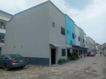 Luxury Two Bedroom Terrace House, Orchid Road, Chevy View Estate, Lekki, Lagos, Terraced Duplex for Rent