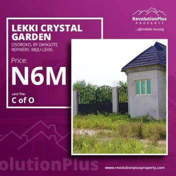 Land, Osoroko, Ibeju Lekki, Lagos, Residential Land for Sale