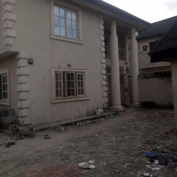 Spacious 3 Bedroom Duplex with All Rooms En Suite, Shomolu, Lagos, Semi-detached Duplex for Rent