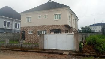 Brand New 4 Bedroom Duplex with a Room Bq in an Estate at Nbora, Mbora, Abuja, Detached Duplex for Sale