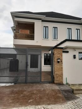 Exclusively Finished Brand New Luxury 4 Bedroom Semi  Detached Duplex with Bq, 2nd Toll Gate, Ikota Villa Estate, Lekki, Lagos, Detached Duplex for Sale