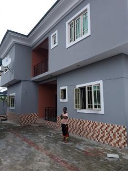 New 3 Bedroom Flat to Let at Sangotedo Ajah Lekki, United Estate, Sangotedo, Ajah, Lagos, Flat for Rent