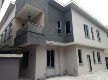 Beautifully Finished 5 Bedroom Semi Detached Duplex with Bq and Gate House, Off Admiralty Road, Lekki Phase 1, Lekki, Lagos, Semi-detached Duplex for Rent