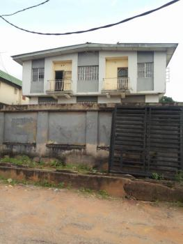 4 Flats of 3 Bedroom Each on 700sqm Land, Odebiyi, Ogba, Ikeja, Lagos, Block of Flats for Sale