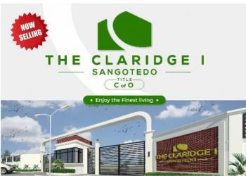 Land for Sale (secured & Gated Estate) Service Plots, Sangotedo, Ajah, Lagos, Residential Land for Sale