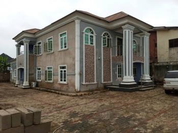 Nicely Built Ensuite 4 Bedroom Duplex with Bq, Etete Gra, Benin, Oredo, Edo, Detached Duplex for Sale