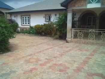 Four Bedroom House with Mini Flat, Ipaja Command, Boys Town, Ipaja, Lagos, Detached Bungalow for Sale