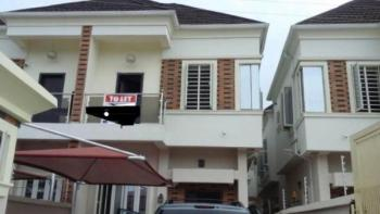 Beautifully Built 4 Bedroom Duplex with a Room Bq, Westend Estate Off Lekki County Homes Ikota Lekki Lagos, Ikota Villa Estate, Lekki, Lagos, Semi-detached Duplex for Rent