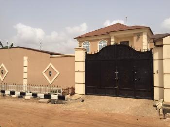 Seven Bedroom Duplex with Boys Quarter, Ijaye, Ifako, Agege, Lagos, Detached Duplex for Sale