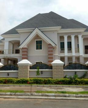 Luxury Finished 8 Bedrooms Mansionate with 2 Bedrooms Guests Chalets, 2 Rooms Boys Quarters (bq) and Swimming Pool, Maitama District, Abuja, Detached Duplex for Sale