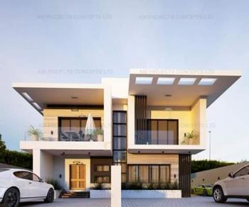 4 Bedroom Duplex, Pinnock Beach Estate, Osapa, Lekki, Lagos, Semi-detached Duplex for Sale
