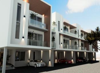 4 Bed Waterfront Terrace, Off Admiralty Road, Lekki Phase 1, Lekki, Lagos, Terraced Duplex for Sale