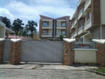 Four (4) Bedrooms Terrace Duplex with Bq, Guzape District, Abuja, Terraced Duplex for Sale