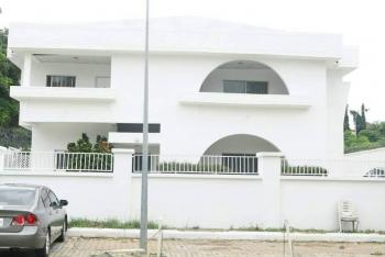 Exotic  5-bedroom Fully Detached Duplex with 3 Rooms Chalet, Wuse 2, Abuja, Detached Duplex for Rent
