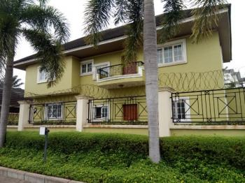 a Newly Renovated 4 Bedroom Fully Detached Duplex with Two Room Bq in a Serene Neighborhood, Second Avenue, Abacha Estate, Old Ikoyi, Ikoyi, Lagos, Detached Duplex for Rent