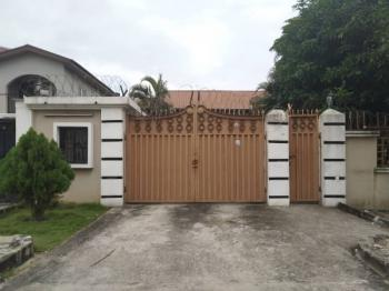 5 Bedroom Bungalow with 2 Rooms Bq, on Ahmed Tijani Street, Lekki Phase 1, Lekki, Lagos, Detached Bungalow for Rent