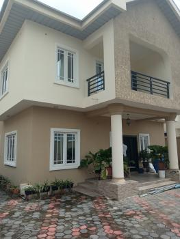 Newly Built 5 Bedroom Duplex, Ocean Palm Estate, Sangotedo, Ajah, Lagos, Terraced Duplex for Rent