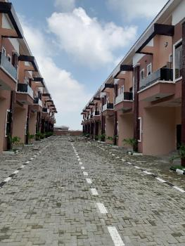 4 Bedroom Terraced, Chevron, Lekki Phase 1, Lekki, Lagos, Terraced Duplex for Sale