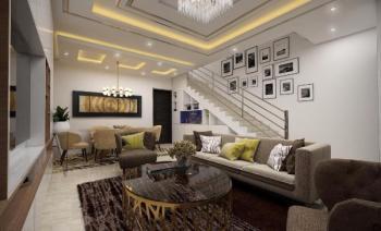 Luxury 4 Bedroom Duplexes, Daisy Close, Besides Blenco Mega Market, Peninsula Garden Estate, Ajah, Lagos, Semi-detached Duplex for Sale
