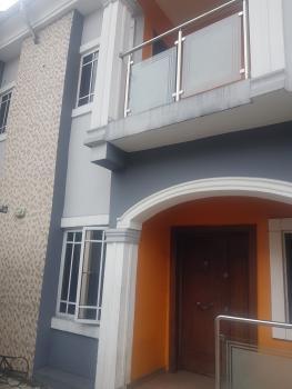 Luxury Compact 4 Bedroom Duplex, Hilltop Estate Off Peter Odili Road By Okuru Road, Trans Amadi, Port Harcourt, Rivers, Semi-detached Duplex for Rent