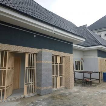 Super Cool 3 Bedroom Bungalow, Woji, Port Harcourt, Rivers, Detached Bungalow for Rent