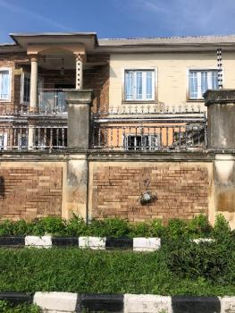 2 Nos 4 Bedroom Semi Detached Houses with Study Room and Self Contained Room and  Parlour Bq, Alaguntan Community, Via Olushola Harris Way, Abraham Adesanya Estate, Ajah, Lagos, Semi-detached Duplex for Sale