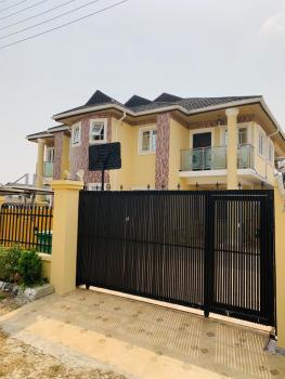 5 Bedroom Duplex, Diamond Estate, Beside Shoprite, Sangotedo, Ajah, Lagos, Detached Duplex Short Let