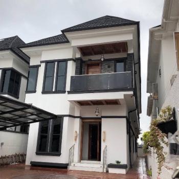 Beautiful 5 Bedroom Detached Duplex with Bq, Shoprite Road Estate, Osapa, Lekki, Lagos, Detached Duplex for Sale